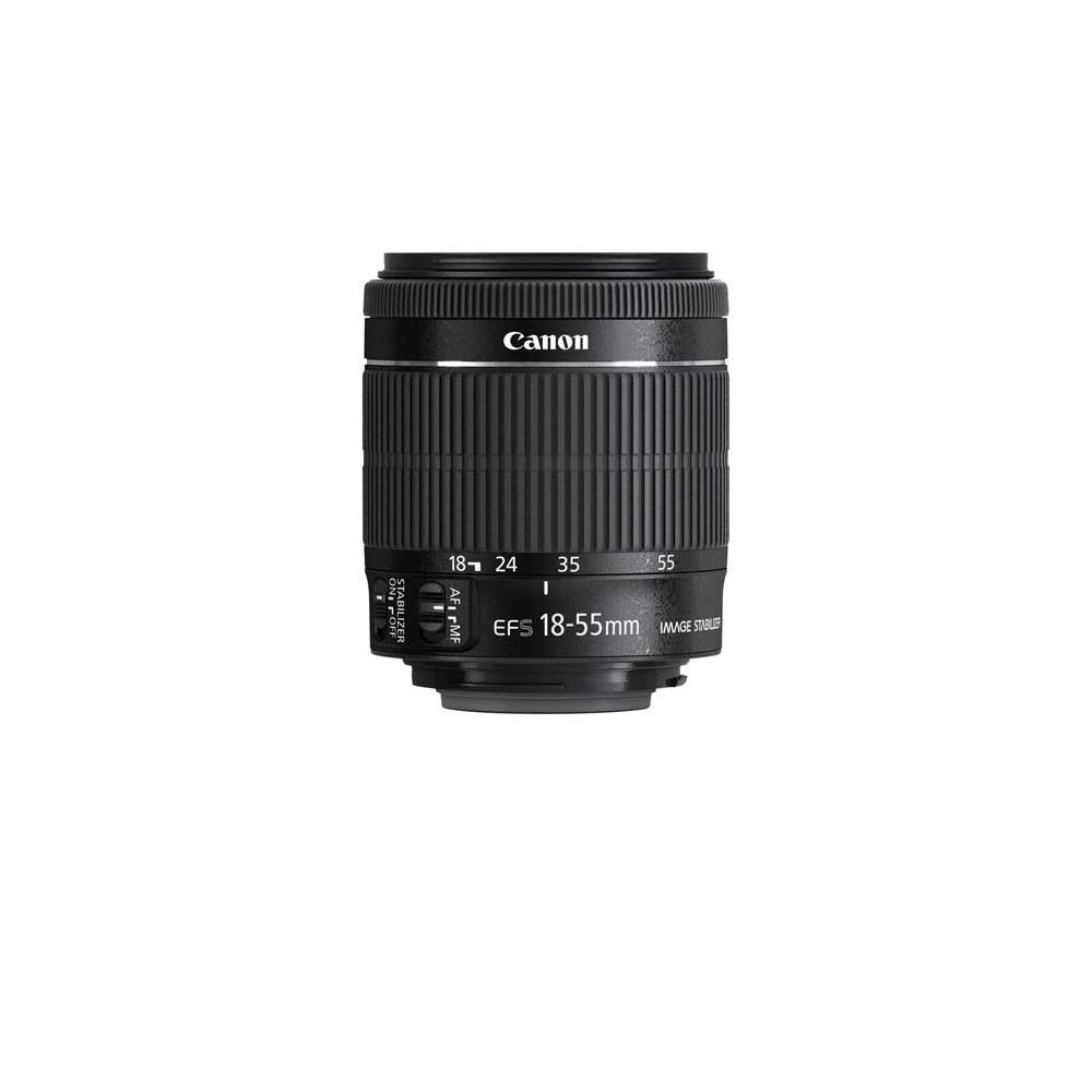 Canon spiegelreflexcamera EOS700D + 18-55 + 55-250