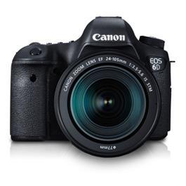 Canon spiegelreflexcamera EOS6D24-105