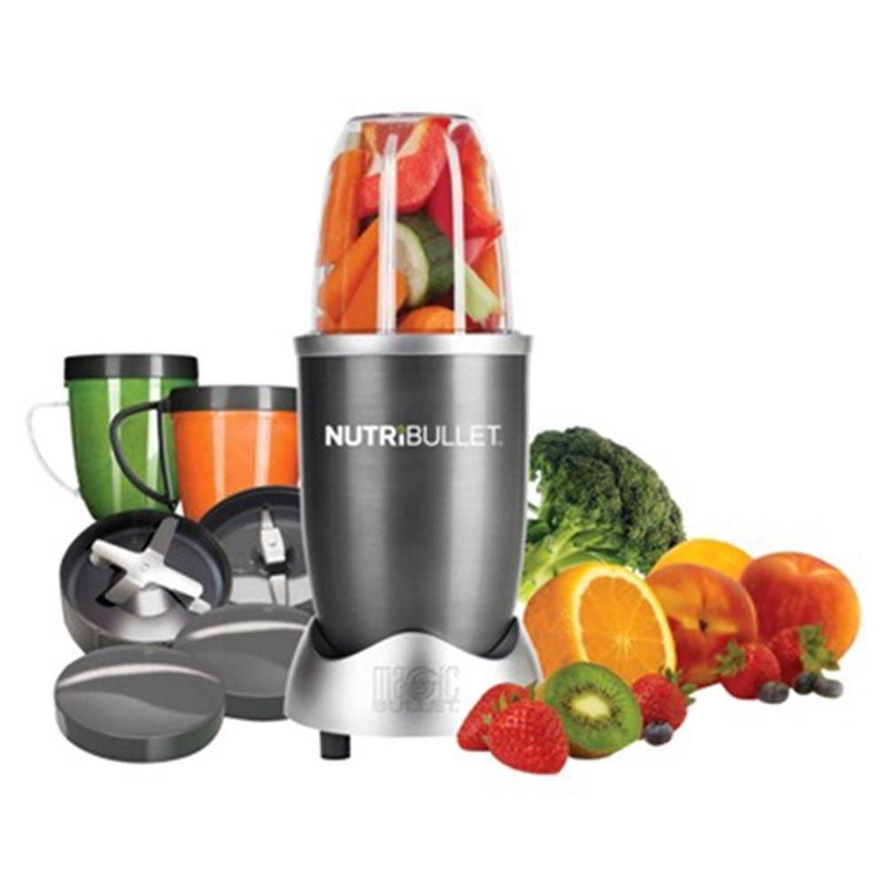 NutriBullet blender 001 (Grijs)