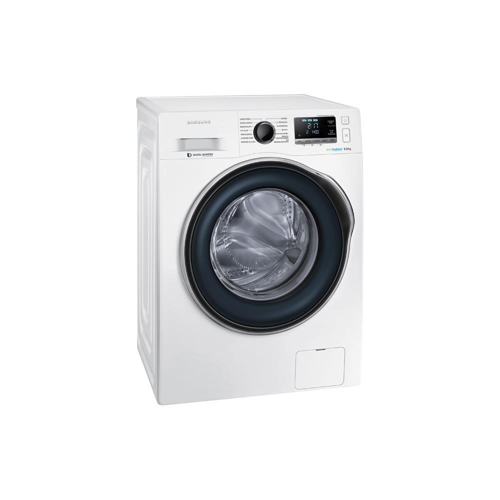 samsung wasmachine eco bubble ww80j6400c kopen. Black Bedroom Furniture Sets. Home Design Ideas