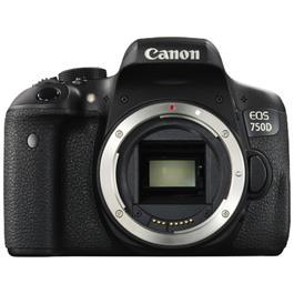 Canon spiegelreflexcamera EOS750D BODY