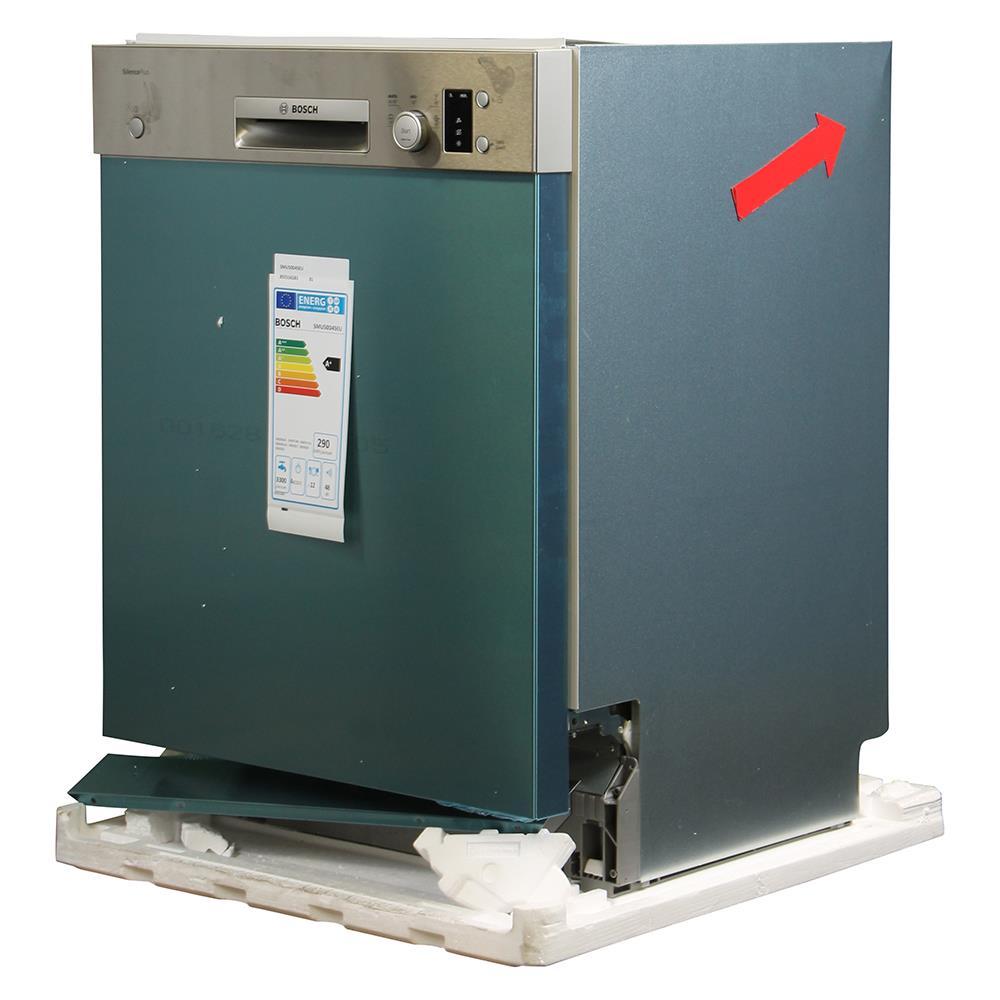 Bosch vaatwasser onderbouw smu50d45eu outlet kopen for Bosch outlet
